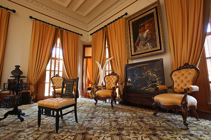 Pleasing Music Room Iolani Palace Interior Design Ideas Tzicisoteloinfo