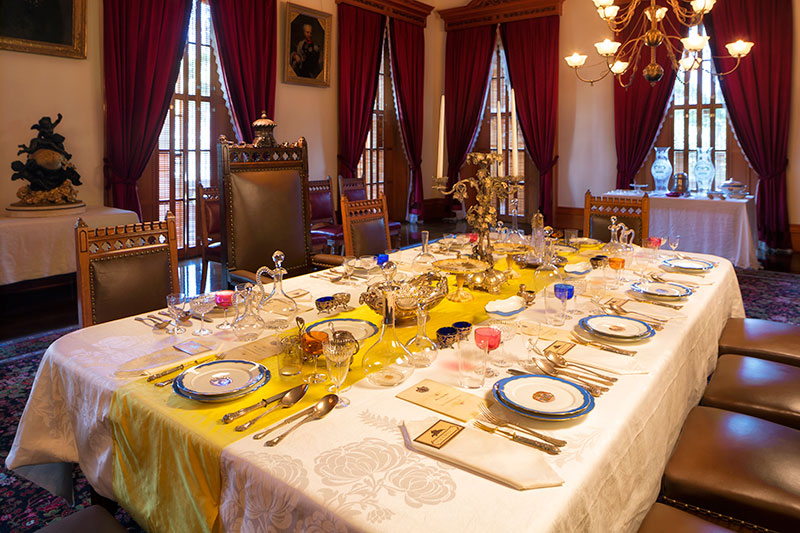 State Dining Room - Iolani Palace