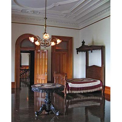 Iolani Palace Furniture